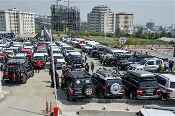 گردهمایی بزرگ تویوتا FJ کروزر و ARB در تهران - 29