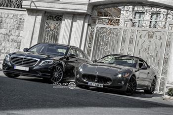 بررسی مرسدس بنز S500 در تهران، بهترین بنز جهان - 39