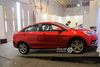 هر آنچه در نمایشگاه خودروی شیراز گذشت - 14