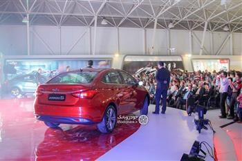 هر آنچه در نمایشگاه خودروی شیراز گذشت - 11