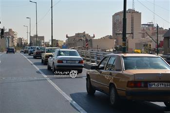 گزارش گردهمایی مرسدس بنز های کلاسیک در تهران - 8