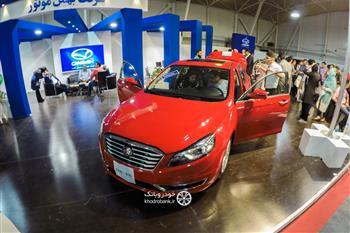 هر آنچه در نمایشگاه خودروی شیراز گذشت - 33