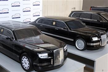خودروهای جدید ضدگلوله روسها