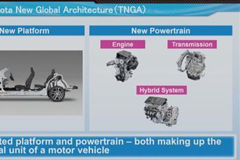 رونمایی از سیستمهای جدید مولد قدرت و انتقال قدرت تویوتا