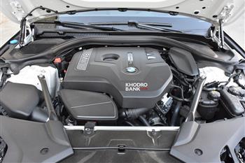 بی ام و 530i مدل 2017 - 2