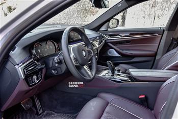 بی ام و 530i مدل 2017 - 8