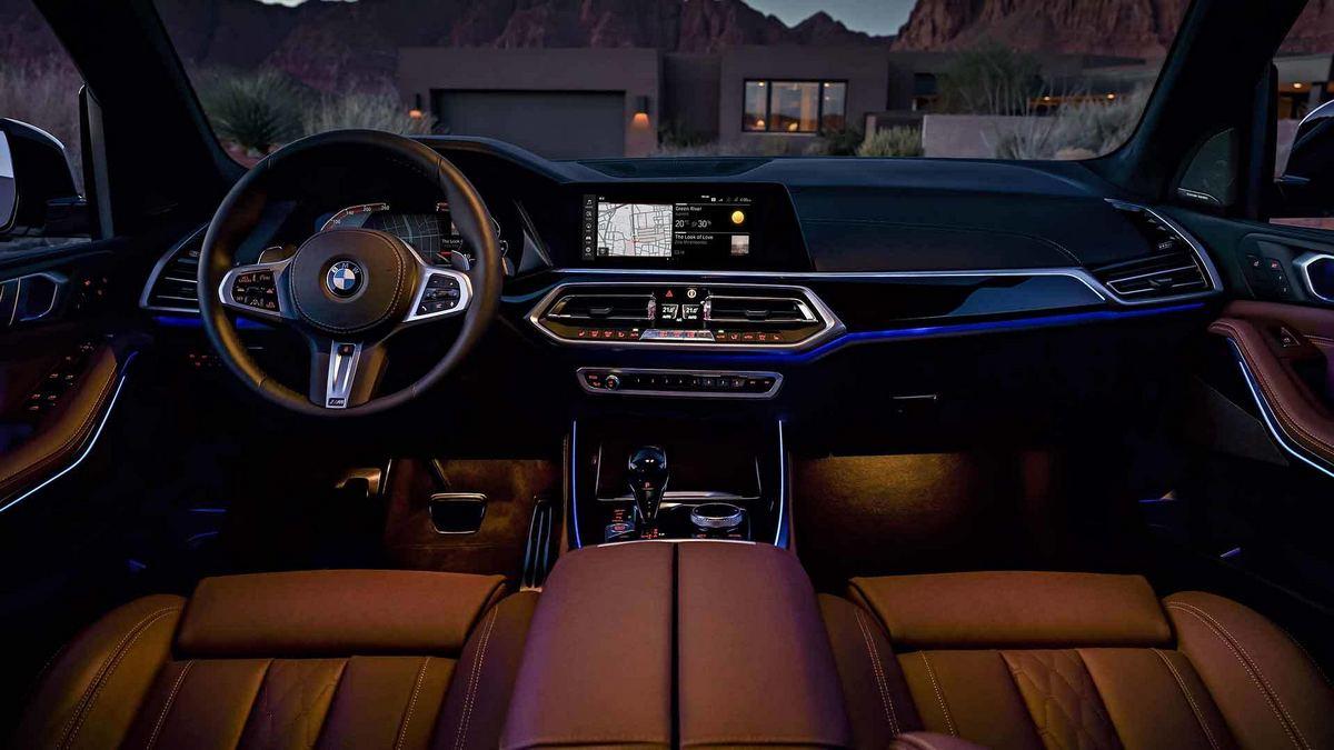 بی ام و X۵ مدل 2020 معرفی شد