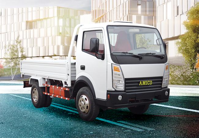 نگاهی به کامیونت آمیکو M5.2 ، جایگزینی مناسب برای وانت بارها