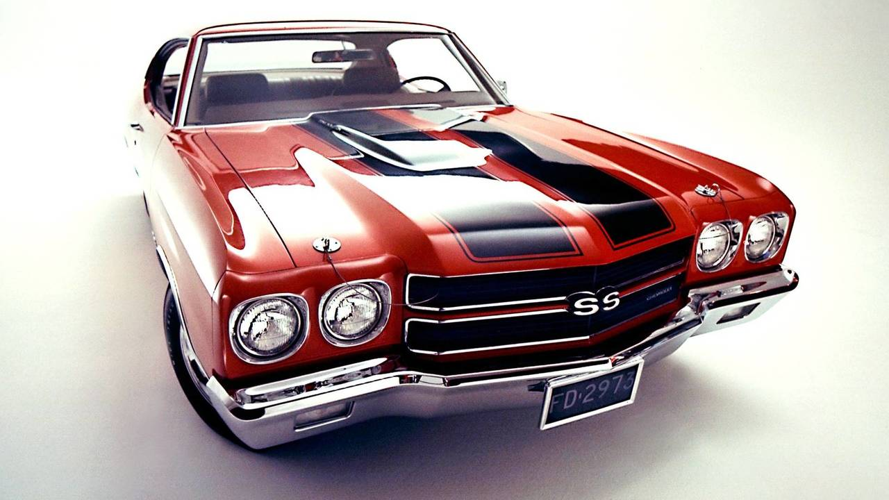 شورولت شول SS 454 مدل 1970