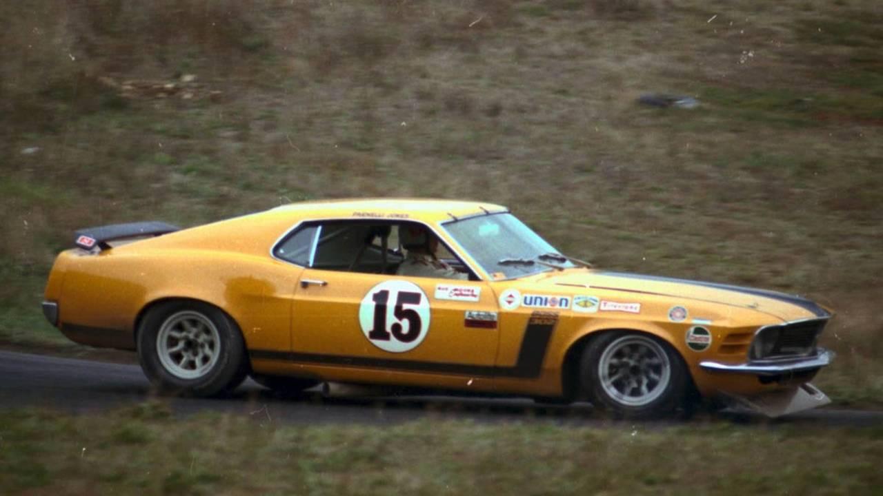 فورد ماستنگ Boss 302 مدل 1970
