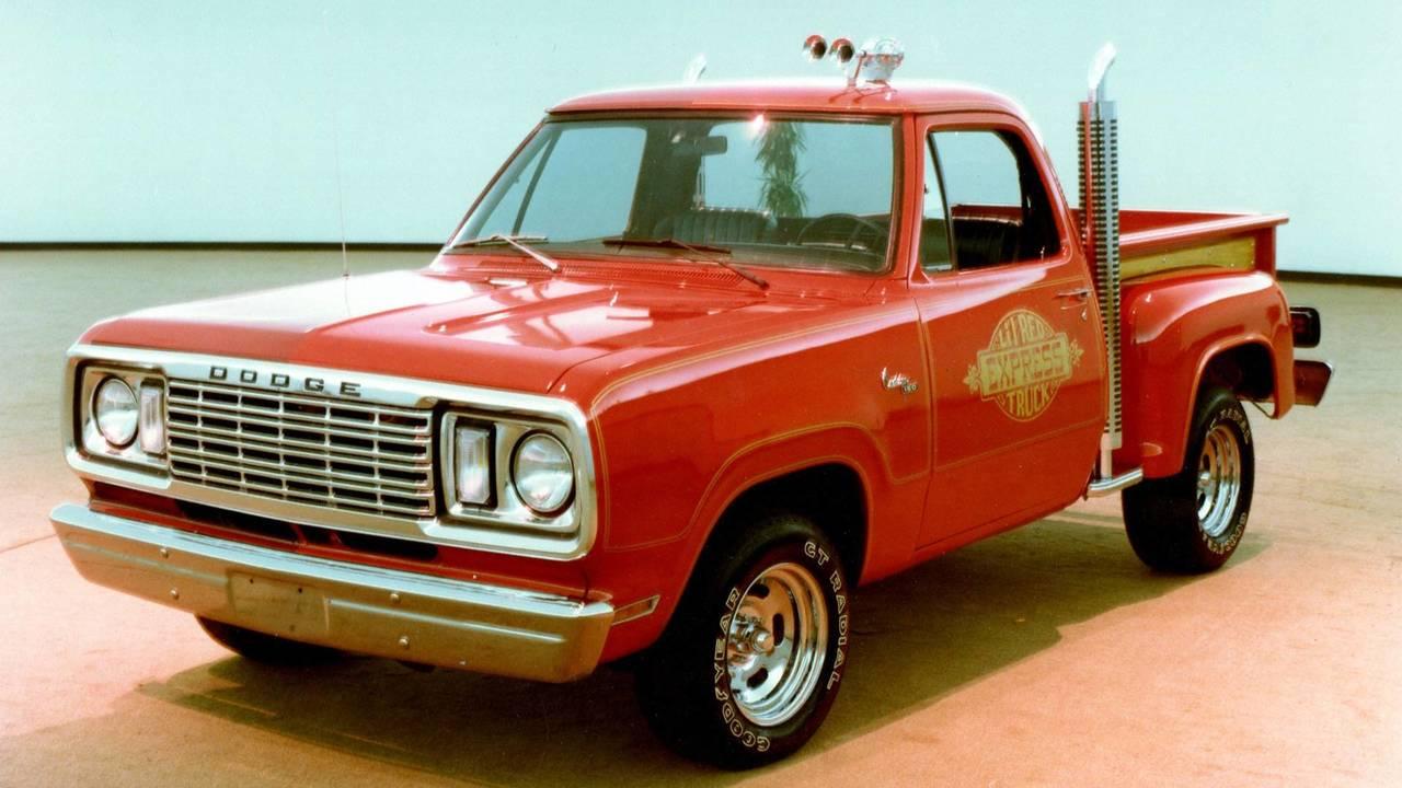 داج Lil' Red اکسپرس مدل 1978