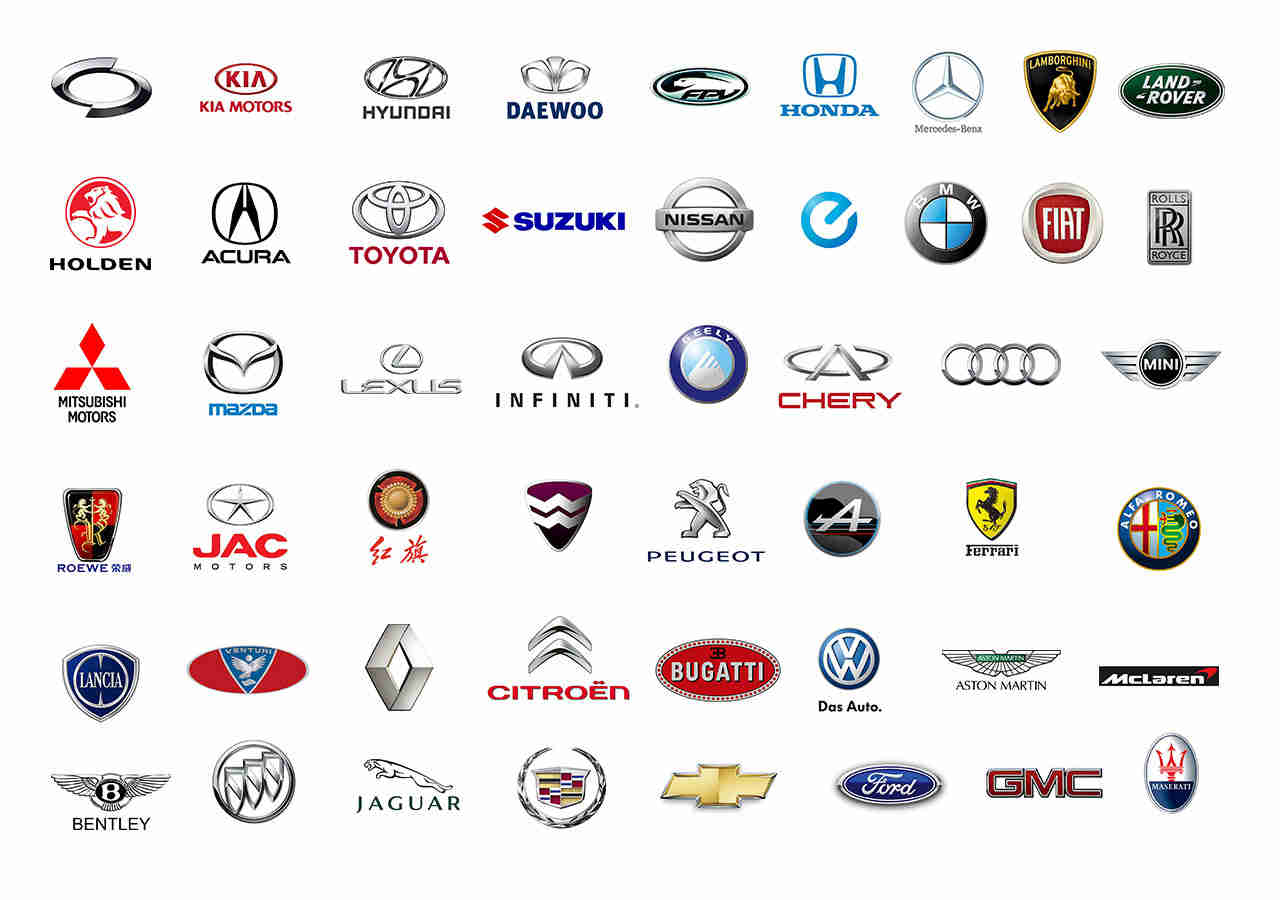 for General motors cars brands