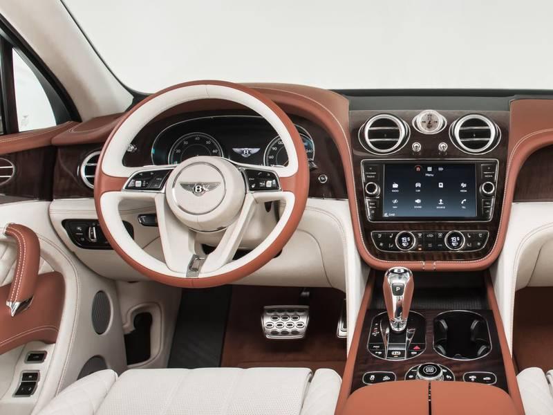 2017 Bentley Flying Spur >> انتخاب بهترین طراحی کابین در سال 2017