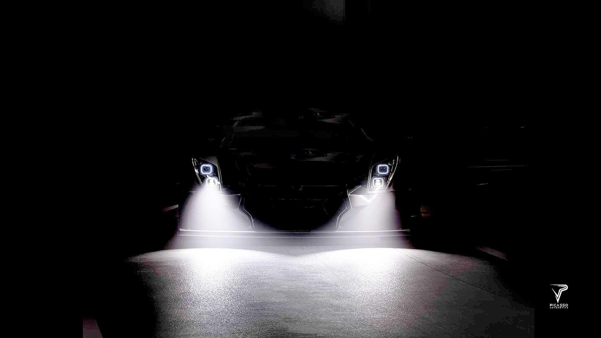 وقتی سوئیس هم وارد صنعت خودرو می شود، معرفی پیکاسو PS-01