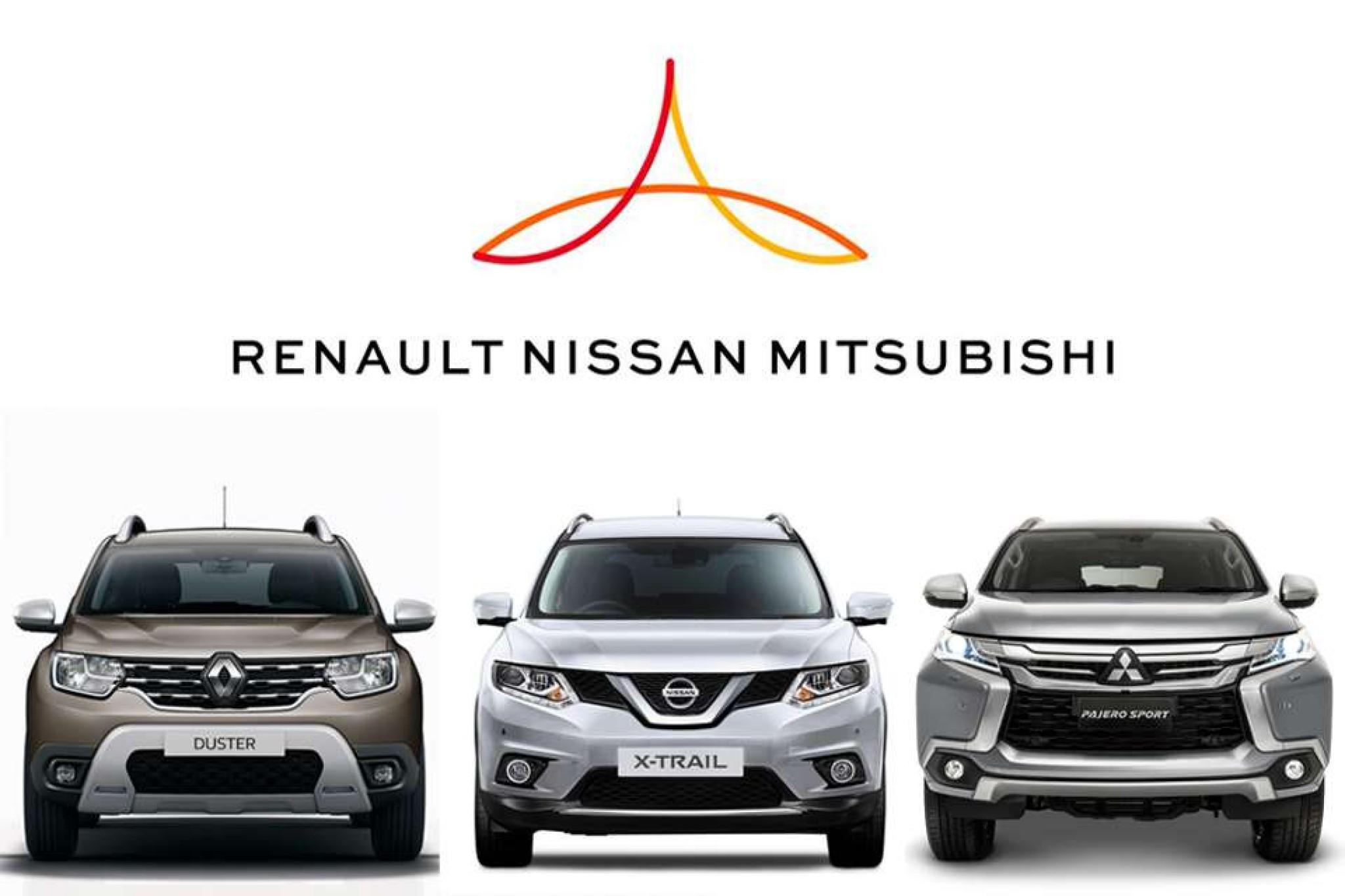 رنو، نیسان و میتسوبیشی