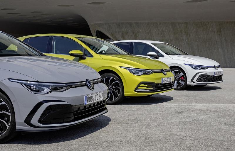 فولکس واگن گلف، پرفروشترین خودرو آلمان و اروپا در سال 2020