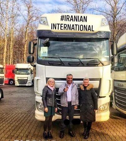 عدم تحویل کامیون اهدایی لهستانی ها به یک راننده ایرانی به دلیل ...
