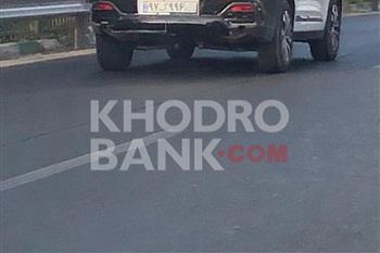 چری تیگو 8 در حال تست و بررسی در خیابانهای تهران دیده شد  + عکس - 2