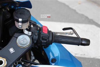 بررسی فنی و حرکتی سوزوکی GSXR-750؛ سامورایی روی دوچرخ - 20