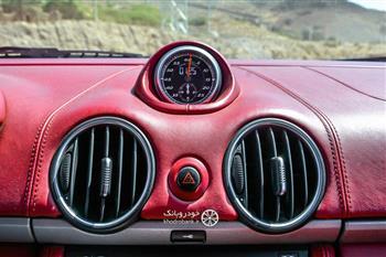 تجربه رانندگی با پورشه باکستر - 40