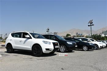 گردهمایی خودروهای جیلی در تهران برگزار شد + عکس - 1