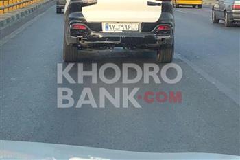 چری تیگو 8 در حال تست و بررسی در خیابانهای تهران دیده شد  + عکس - 1
