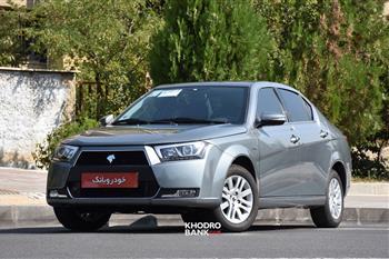 متمم جدید ایران خودرو برای مشارکت در تولید دنا پلاس اتوماتیک - 0
