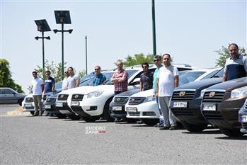 گردهمایی خودروهای جیلی در تهران برگزار شد + عکس - 16