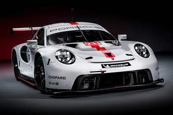 پورشه 911 RSR ، آماده حمله به رقبا - 0