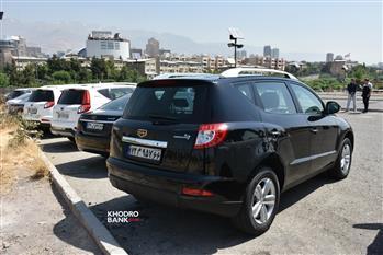 گردهمایی خودروهای جیلی در تهران برگزار شد + عکس - 12