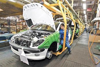 اشتراک گذاری خطوط تولید؛ راهکاری موثر برای داخلی سازی خودروهای وارداتی