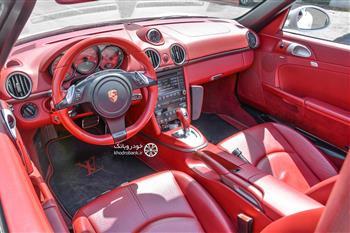 تجربه رانندگی با پورشه باکستر - 32
