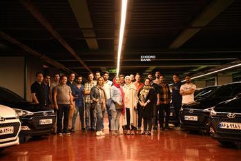 چهارمین گردهمایی هیوندای i20 توسط باشگاه هیوندای i20 ایران برگزار شد + عکس - 13