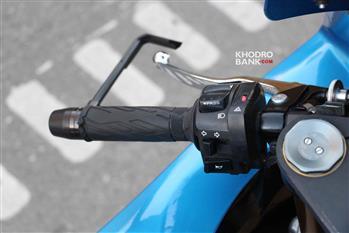 بررسی فنی و حرکتی سوزوکی GSXR-750؛ سامورایی روی دوچرخ - 21