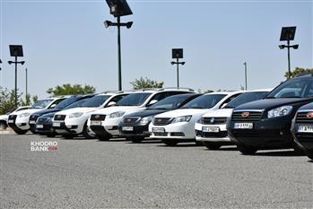 گردهمایی خودروهای جیلی در تهران برگزار شد + عکس - 9