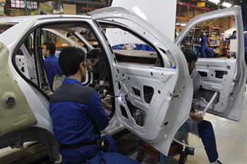 تولید برخی از خودروها متوقف شد - 0