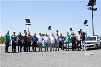گردهمایی خودروهای جیلی در تهران برگزار شد + عکس - 15