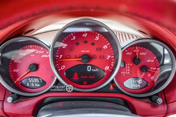 تجربه رانندگی با پورشه باکستر - 41