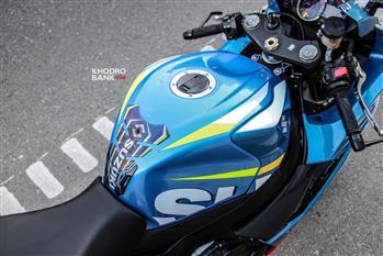 بررسی فنی و حرکتی سوزوکی GSXR-750؛ سامورایی روی دوچرخ - 15