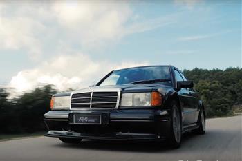 آیا مرسدس بنز 190E نسخه Evo II هنوز یک خودرو اسپرت شایسته است؟ + فیلم - 0