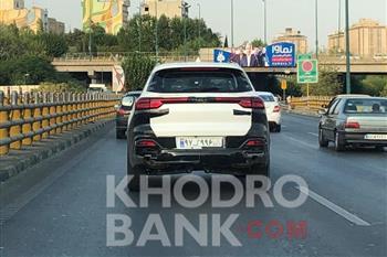 چری تیگو 8 در حال تست و بررسی در خیابانهای تهران دیده شد  + عکس - 0
