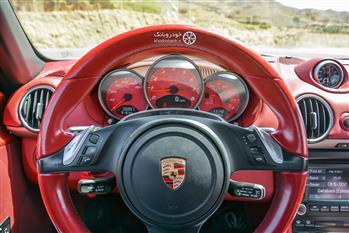 تجربه رانندگی با پورشه باکستر - 25