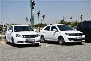گردهمایی خودروهای جیلی در تهران برگزار شد + عکس - 6