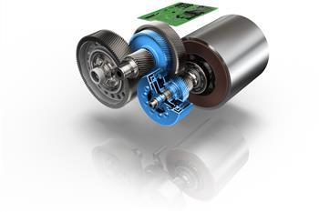 گیربکس ZF برای خودروهای برقی + فیلم - 1
