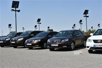 گردهمایی خودروهای جیلی در تهران برگزار شد + عکس - 10