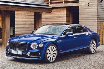 بنتلی Flying Spur First Edition، قاتل مرسدس S کلاس