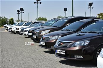 گردهمایی خودروهای جیلی در تهران برگزار شد + عکس - 11