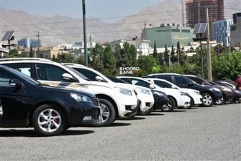 گردهمایی خودروهای جیلی در تهران برگزار شد + عکس - 0
