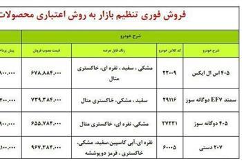 شرایط فروش اقساطی ایران خودرو ویژه 19 تیرماه اعلام شد + جدول - 1