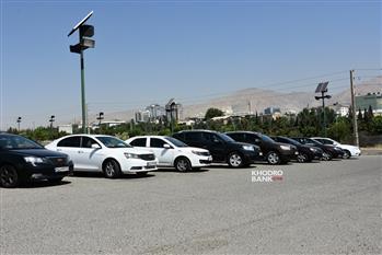 گردهمایی خودروهای جیلی در تهران برگزار شد + عکس - 3